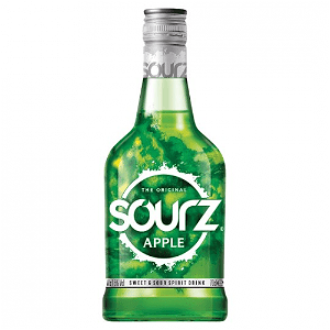 Foto Sourz green 0.7l